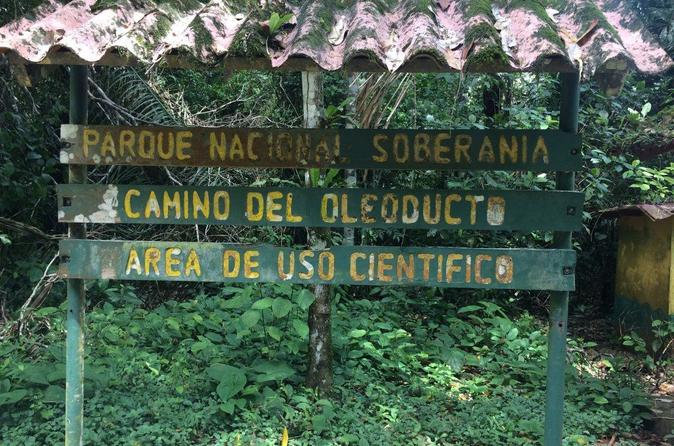 Soberania National Park Admission Ticket