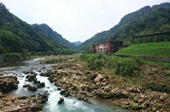 Full Day Cycling Tour: Houtong Cycling Route and Jiufen