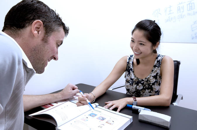 3-Hour Survival Chinese Language Class in Taipei