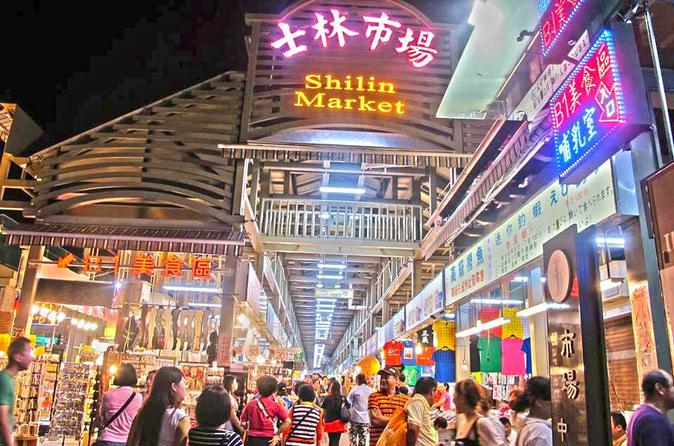 Taipei shilin night market food tour in taipei 375886