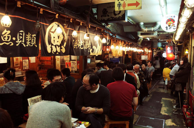 Food Tour of Shibuya's Most Popular Neighborhood - Ebisu