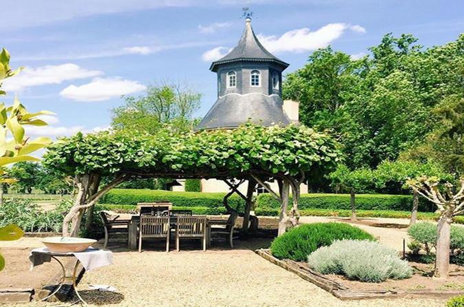 Small group chateau de reignac and scent garden tour with bordeaux in bordeaux 377258