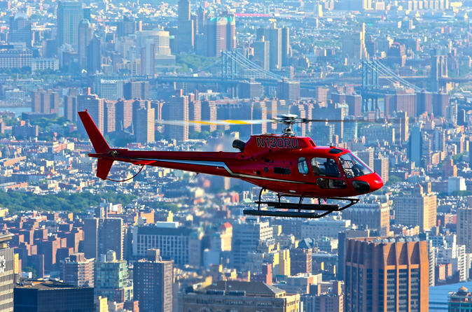 Big apple helicopter tour of new york in new york city 138107