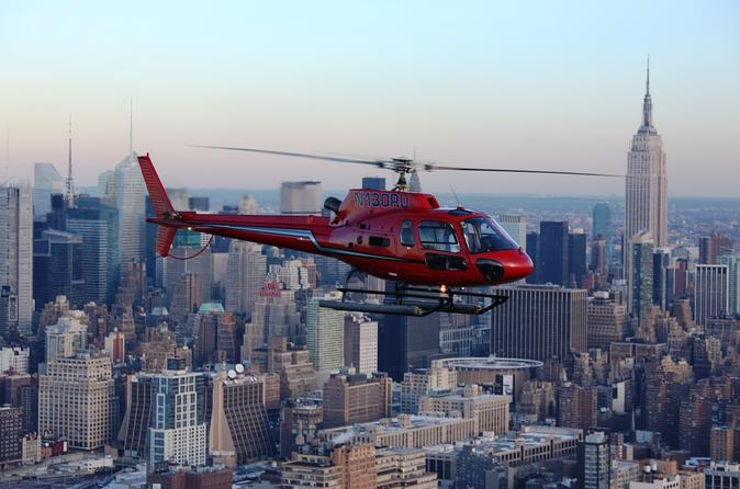 USA Helicopter Tour in New York City