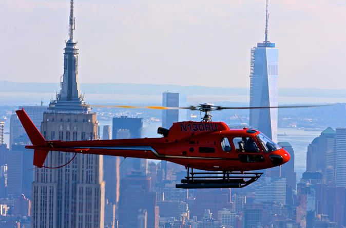 Complete new york new york helicopter tour in new york city 138104