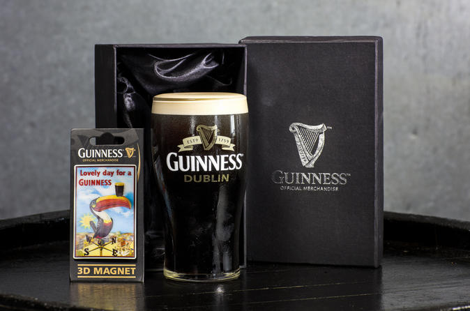 Guinness storehouse signature package skip the line admission and in dublin 375745