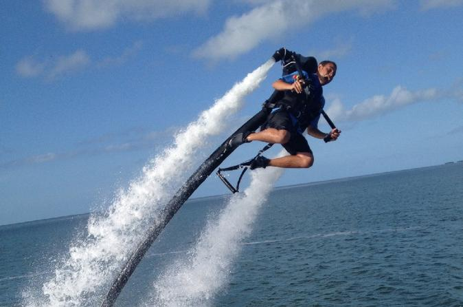 Aruba Jetpack Adventure