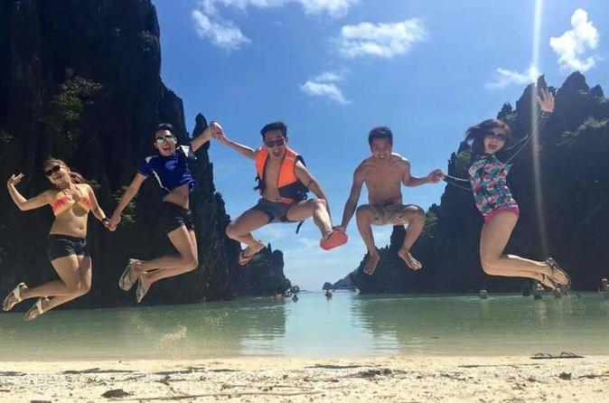 El Nido Private Island Hopping Tour""