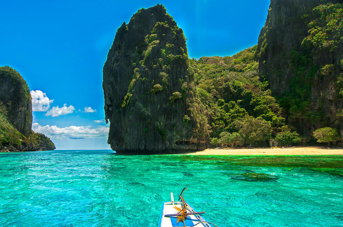 Full Day Shared El Nido Island Hopping Tours""