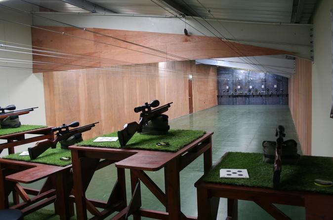 Evening gun range shooting experience in newton abbot in newton abbot 291670