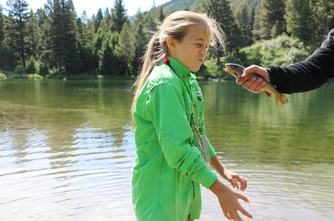 Guided fly fishing trips in yellowstone national park in gardiner 342241