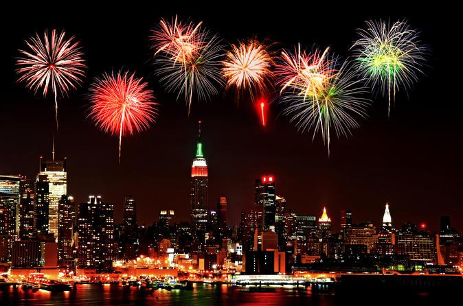 Circle Line: Cruzeiro de Ano Novo na cidade de Nova York