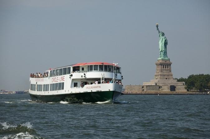Circle Line: Cruzeiro por Nova York e pela Estátua da Liberdade