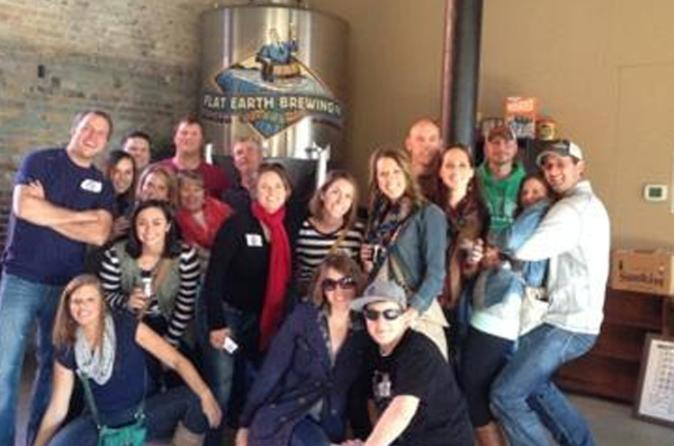 3 hour craft beer pub crawl in minneapolis and st paul in minneapolis 370467