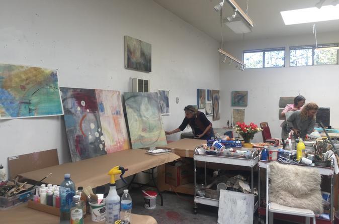 2-Hour Art Class in Santa Fe