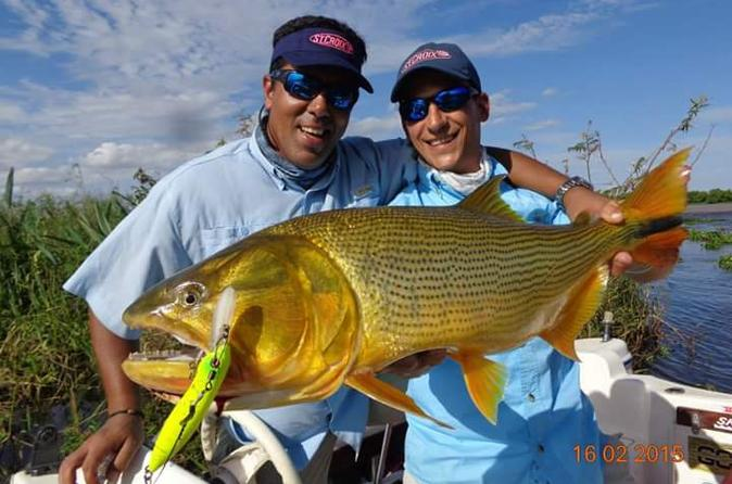 Fishing Day Trip at Parana River from Buenos Aires