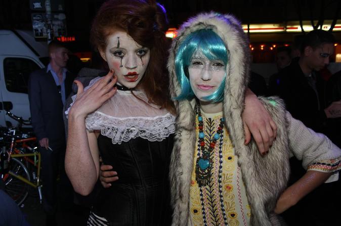 Vienna Halloween Pub Crawl