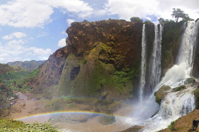 Ouzoud waterfalls small group day tour from marrakech in marrakesh 322813