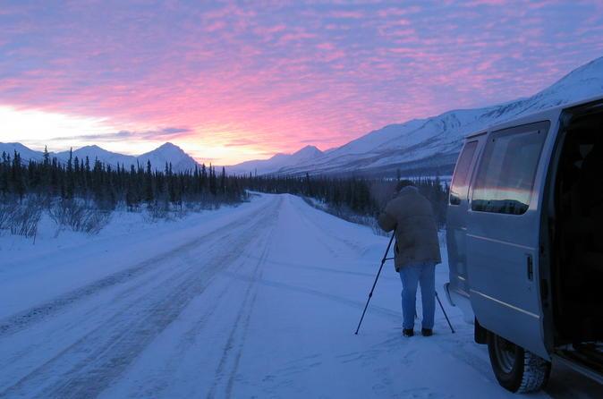 3-Day Arctic Circle of Alaska Northern Lights Tour From Fairbanks
