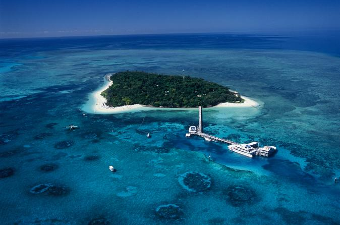 3-Day Green Island Great Barrier Reef Trip from Cairns