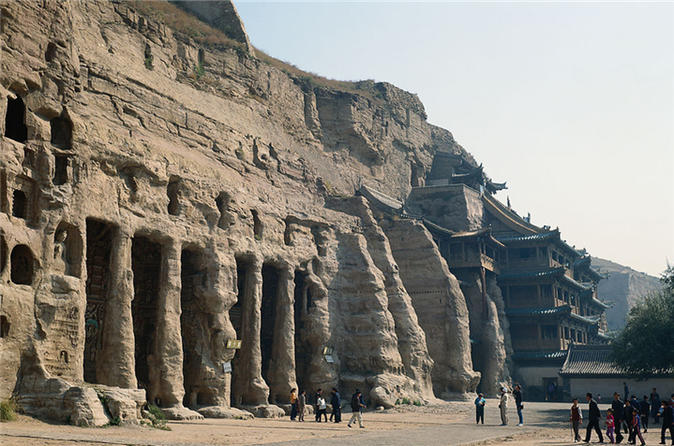 Private Datong Yungang Grottoes Day Tour from Beijing