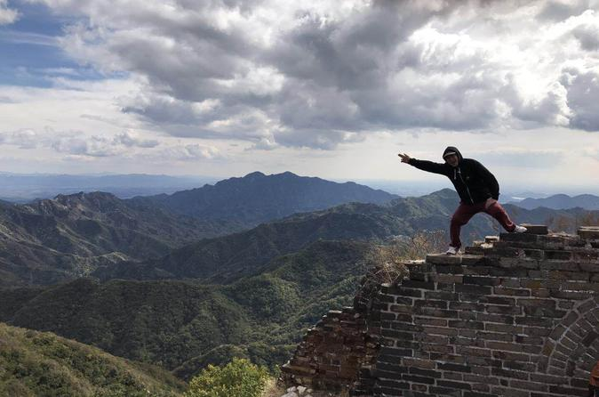 Private Great Wall Hiking Tour from Jiankou to Mutianyu with Lunch