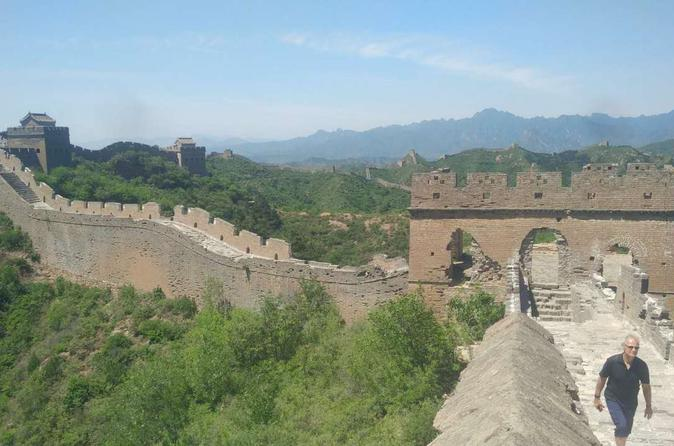 Private Layover Tour: Mutianyu Great Wall Sightseeing with Lunch