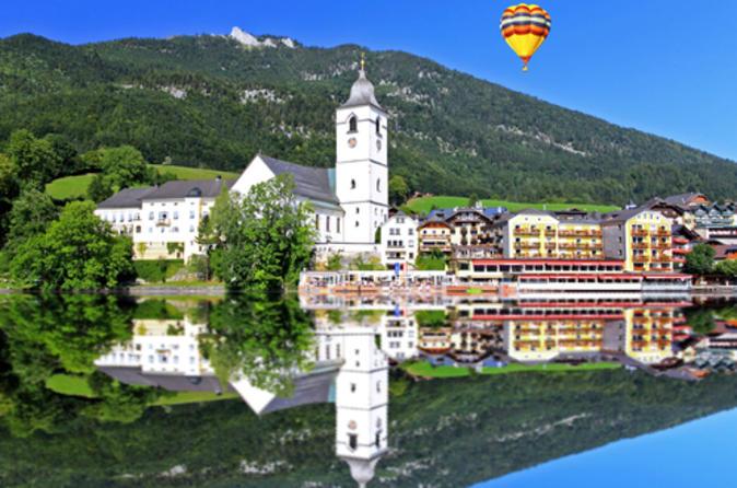 Munique supereconômica: Viagem de um dia para Salzburgo e Lake District e Excursão de um dia para a Estrada Romântica e Rothenburg
