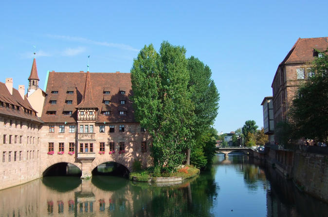 Nuremberg Third Reich and Roman Empire Historical Day Trip