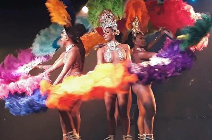 Ginga Tropical - show de samba e folclore brasileiro