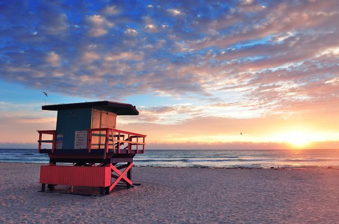 Excursão de 2 dias para South Beach Adventure em Miami saindo de Orlando
