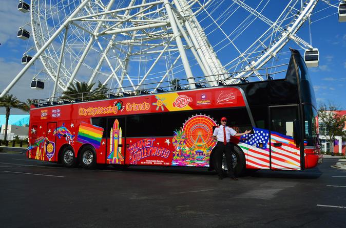 Theme Park Express para o Walt Disney World e o Universal Orlando Resort