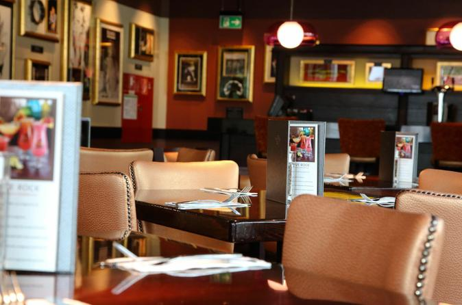Skip the Line: Hard Rock Cafe Cologne Including Meal