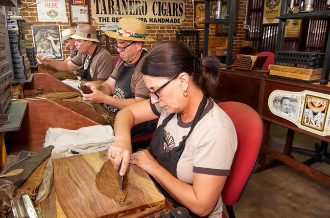 Tampa Cigar Factory Tour