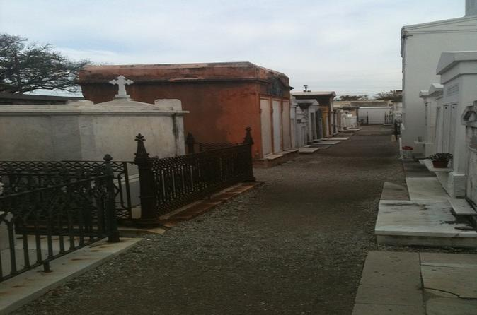 New Orleans St Louis Cemetery 1 Walking Tour