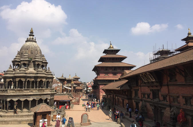 Private Full Day tour of 3 Durbar Squares in Kathmandu
