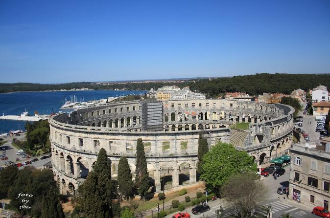 Pula walking tour in pula 281729