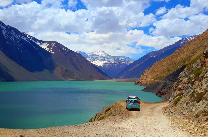Day Trip to Cajon Del Maipo and Embalse el Yeso from Santiago