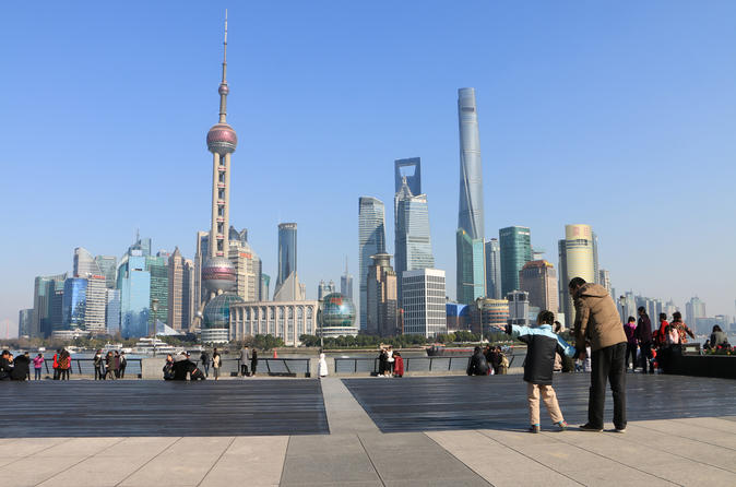 Private Shanghai Day Tour with French Concession and Jade Buddha Temple