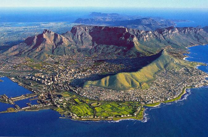 3-Day Backpacker Tour from Port Elizabeth to Cape Town