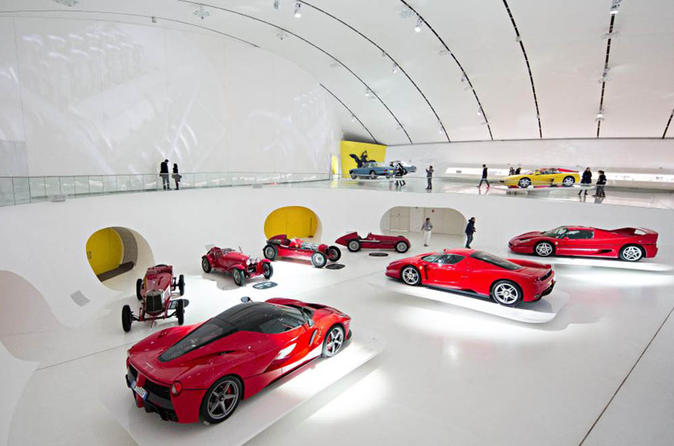 museo enzo ferrari in modena, italy - lonely planet