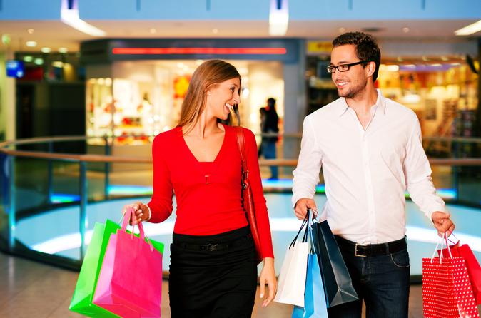 Excursão de compras no outlet de Serravalle