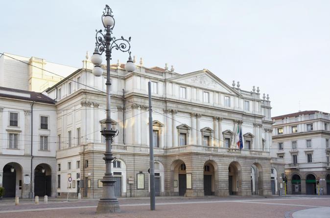 Excursão pelo teatro e museu La Scala em Milão