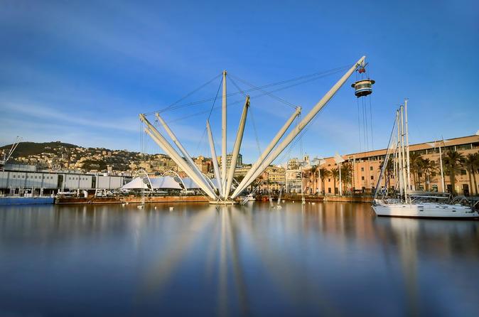 Excursão por Gênova e Viagem Diurna a Portofino saindo de Gênova