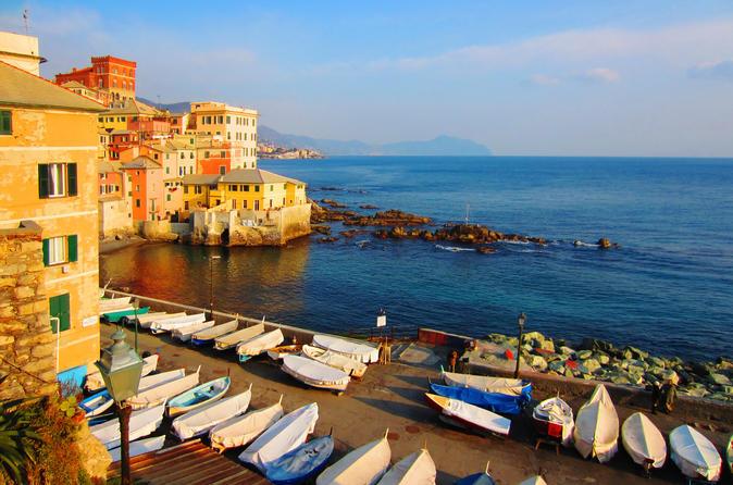 Viagem de um dia para Gênova e Portofino partindo de Milão