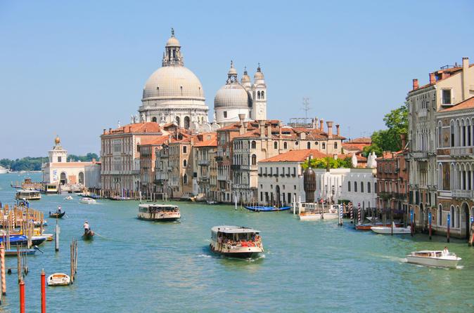 Viagem de um dia para Veneza partindo de Milão