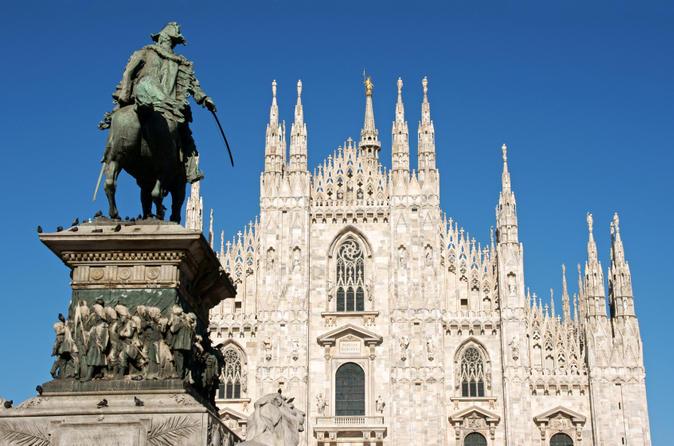 Visita Turistica di Mezza Giornata a Milano con Visita a L'Ultima Cena di Da Vinci