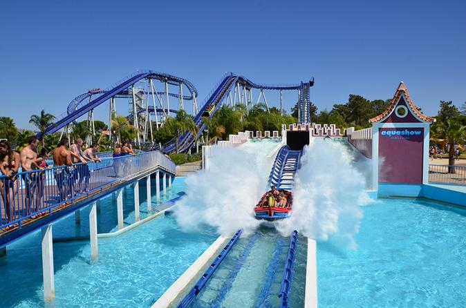 Aquashow park entrance ticket in albufeira 221175