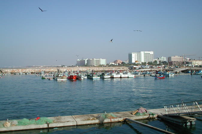 Quarteira Market and Vilamoura Half Day Tour