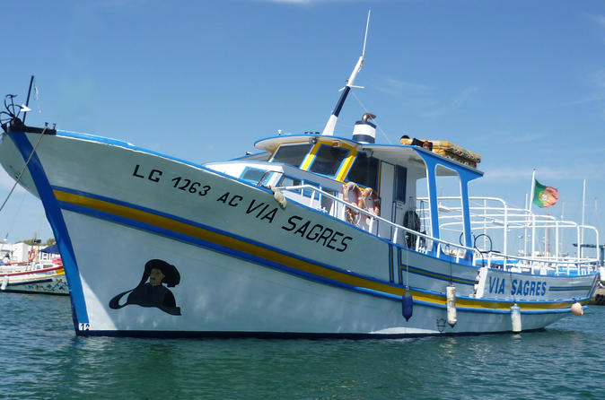 Sagres Boat Trip From Lagos